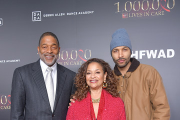 Debbie Allen Norm Nixon 2018 AHF 'Keeping The Promise-1,000,000 Lives In Care: Celebrating Icons Of Dance'
