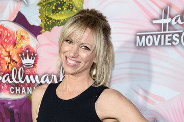 Debbie Gibson Hallmark Channel and Hallmark Movies and Mysteries Winter 2018 TCA Press Tour - Red Carpet