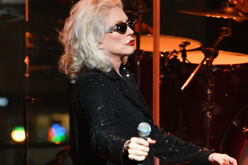 Debbie Harry Woman's Day Celebrates 15th Annual Red Dress Awards - Inside