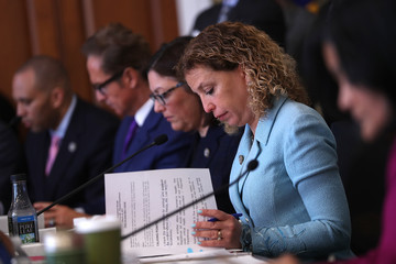 Debbie Wasserman Schultz House Budget Committee Holds Markup of American Health Care Act
