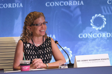 Debbie Wasserman Schultz The 2017 Concordia Annual Summit - Day 2