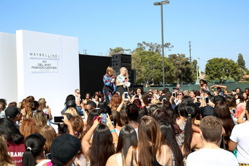 Debby Ryan Teen Vogue's Back to School Saturdays Kick-Off