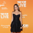 Debby Ryan The Trevor Project's TrevorLIVE L.A. 2019 - Arrivals