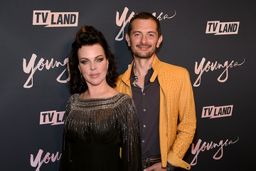 Debi Mazar Gabriele Corcos 'Younger' Season 5 Premiere Party