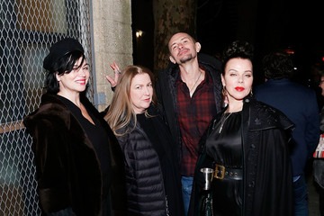 "Debi Mazar Gabriele Corcos BAM's Opening Night Party For ""Medea"""