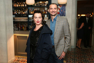 Debi Mazar Gabriele Corcos Food Network & Cooking Channel New York City Wine & Food Festival Presented By Capital One - Benoit 10th Anniversary Dinner With Alain Ducasse And Laetitia Rouabah Part Of the Bank of America Dinner Series Presented By The Wall Street Journal
