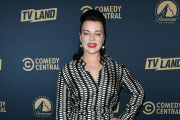 Debi Mazar L.A. Press Day For Comedy Central, Paramount Network, And TV Land