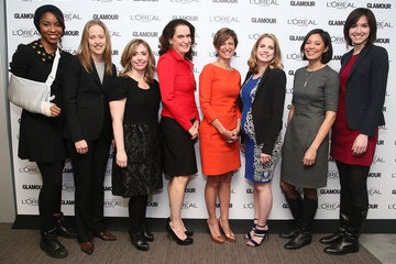 Debora L. Spar Glamour And L'Oreal Paris Celebrate Top Ten College Women