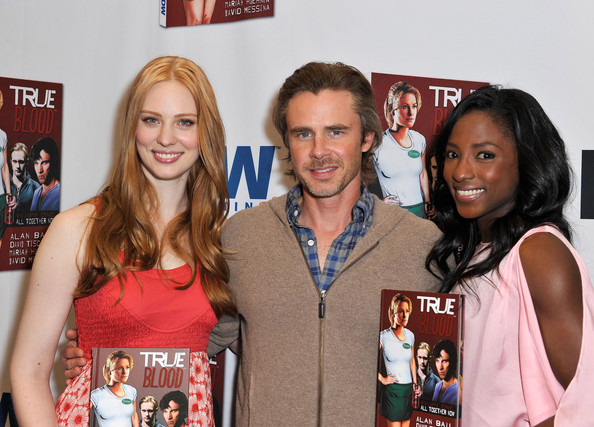 true blood cast. True Blood Cast Signing For