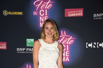 Deborah Francois 33rd Fete Du Cinema : Photocall at La Cite Du Cinema in Saint Denis