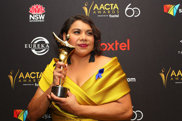 Deborah Mailman 2018 AACTA Awards Presented By Foxtel - Media Room