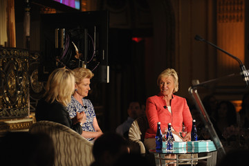 Deborah Norville Emily Rafferty The 5th Annual Elly Awards Hosted by the Women's Forum of New York Honoring Tina Brown & Emily Rafferty