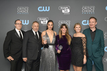Deborah Snyder The 23rd Annual Critics' Choice Awards - Inside