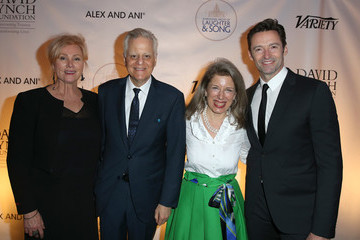 Deborra-Lee Furness David Lynch Foundation Hosts 'National Night of Laughter and Song' Event - Inside