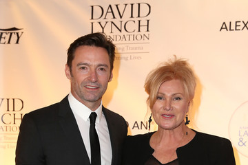 Deborra-Lee Furness David Lynch Foundation Hosts 'National Night Of Laughter And Song' Event - Arrivals