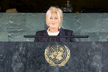 Deborra-Lee Furness David Beckham And Millie Bobby Brown Demand Rights For Every Child