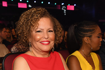 Debra Lee 2017 BET Awards - Roaming Show