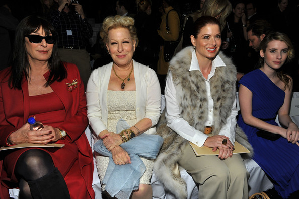 Michael Kors - Front Row - Fall 2011 Mercedes-Benz Fashion Week