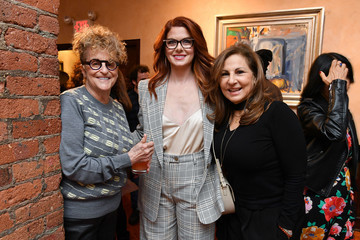 Debra Messing Jury Lunch - 2019 Tribeca Film Festival
