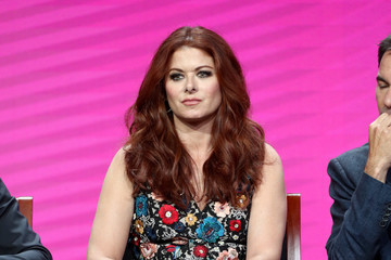 Debra Messing 2017 Summer TCA Tour - Day 10