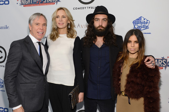 Tommy Hilfiger s daughter Ally weds longtime beau