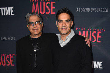 Deepak Chopra 'Kobe Bryant's Muse' Premieres in West Hollywood