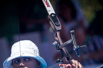 Deepika Kumari Archery World Cup 2016 Stage 3 - Antalya