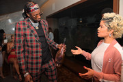 2 Chainz attends Def Jam Celebrates NBA All Star Weekend at Milk Studios in Hollywood With Performances by 2 Chainz, Fabolous & Jadakiss, Presented by Patron Tequila at Milk Studios on February 16, 2018 in Hollywood, California.