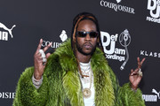 2 Chainz attends the Def Jam Pre-Grammy 2019 party  at Catch LA on February 08, 2019 in West Hollywood, California.