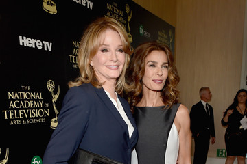 Deidre Hall Kristian Alfonso The 41st Annual Daytime Emmy Awards - Red Carpet
