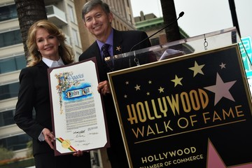 Deidre Hall Deidre Hall Honored With Star On The Hollywood Walk of Fame