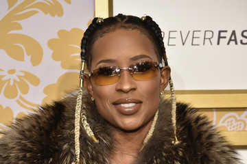 Dej Loaf 2018 Roc Nation Pre-Grammy Brunch