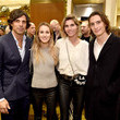 Delfina Blaquier The Ignacio Figueras Fragrance Collection Launch Celebration At Bergdorf Goodman In NYC With Creator, Entrepreneur, And World Renowned Polo Player Nacho Figueras