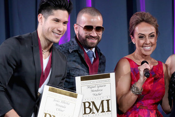 Delia Orjuela 2016 BMI Latin Awards - Inside