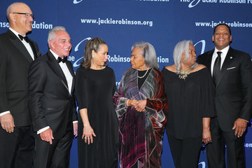 Della Britton Baeza 2016 Jackie Robinson Foundation Awards Dinner