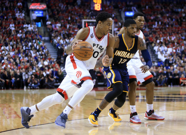 Indiana Pacers v Toronto Raptors - Game Five
