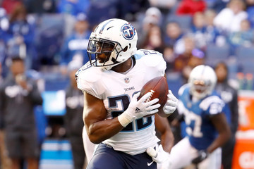 Demarco Murray Tennessee Titans vIndianapolis Colts