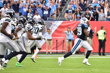 Demarco Murray Seattle Seahawks vTennessee Titans