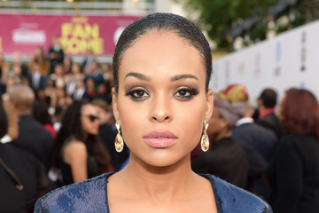 Demetria McKinney 49th NAACP Image Awards - Red Carpet