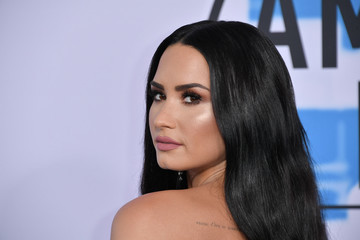 Demi Lovato 2017 American Music Awards - Arrivals