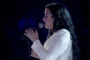 Demi Lovato 62nd Annual GRAMMY Awards - Show