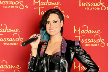 Demi Lovato Demi Lovato Receives Ultimate 23rd Birthday Gift From Madame Tussauds Hollywood: Her Own Wax Figure