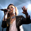 Demi Lovato Rocks the Stage for iHeartRadio