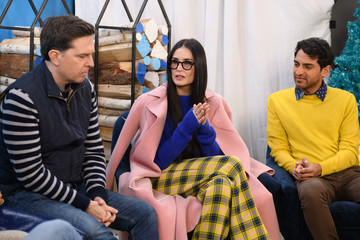 Demi Moore The Vulture Spot At Sundance - DAY 4