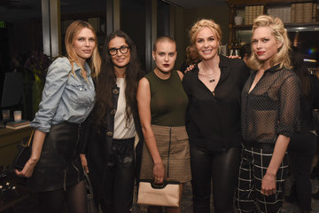 Demi Moore Established Jewelry by Nikki Erwin Launch Party