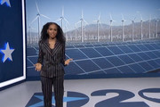 In this screenshot from the DNCC's livestream of the 2020 Democratic National Convention, actress and activist Kerry Washington addresses the virtual convention on August 19, 2020.  The convention, which was once expected to draw 50,000 people to Milwaukee, Wisconsin, is now taking place virtually due to the coronavirus pandemic.  (Photo by DNCC via Getty Images)