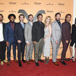 Denim Richards Paramount Network's 'Yellowstone' Season 2 Premiere Party At Lombardi House