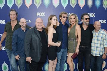 Denis Leary FOX Summer TCA Press Tour - Arrivals