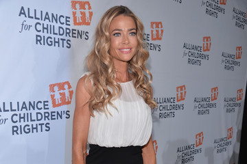 Denise Richards Arrivals at the Alliance for Children's Rights Dinner