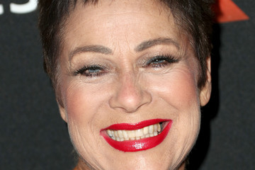 Denise Welch 2017 AMD British Academy Britannia Awards Presented by American Airlines and Jaguar Land Rover - Arrivals